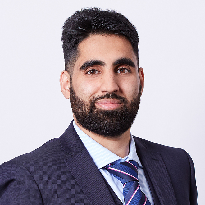 Aaqib Javed shortlisted for Young Pro Bono Barrister of the Year at the Advocate Bar Pro Bono Awards